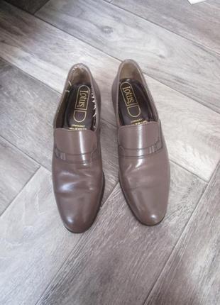 Туфли лоферы lotus