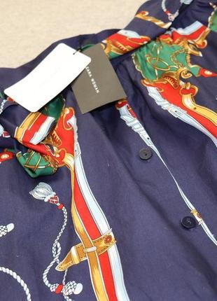 Стильная новая  юбка zara