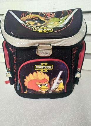 Школьный рюкзак angry birds star wars