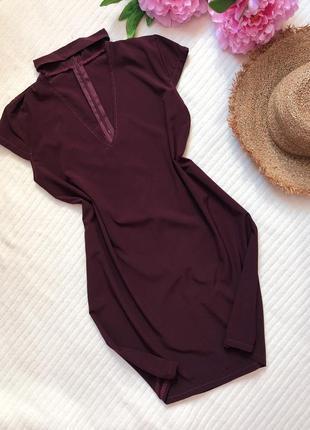 Легкое актуальное  платье