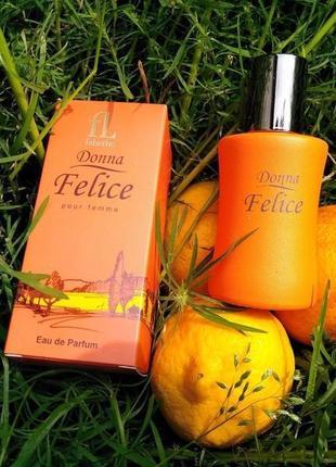 Шок цена! скидки до 60% парфюмерная вода для женщин donna felice 50 мл