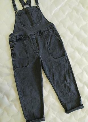 Комбінезон джинсовий батал турція