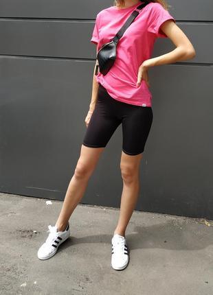 Тренд сезона женские велосипедки, модные женские велосипедки, эластичные велосипедки