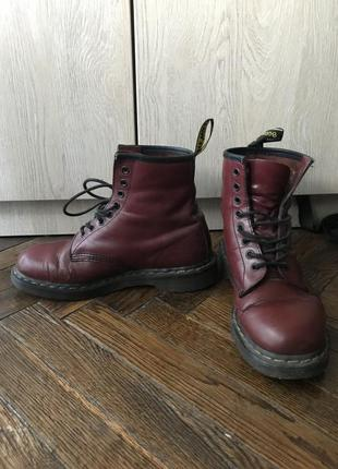 Ботинки dr.martens 1460 smooth