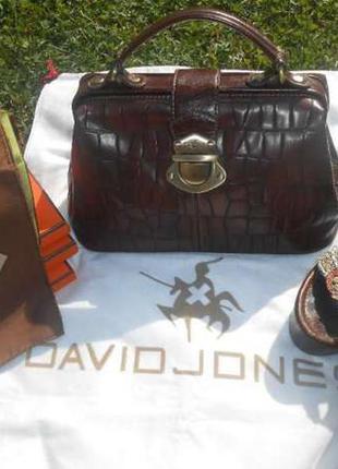 David jones! оригилальная сумка!