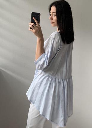 Блуза из натуральной ткани!