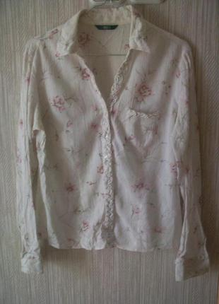 Удивительная блузка marks&spenser