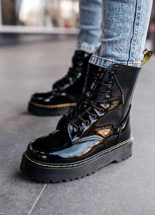 Женские ботинки dr.martens galaxy