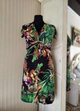 Платье трикотаж новое fifilles