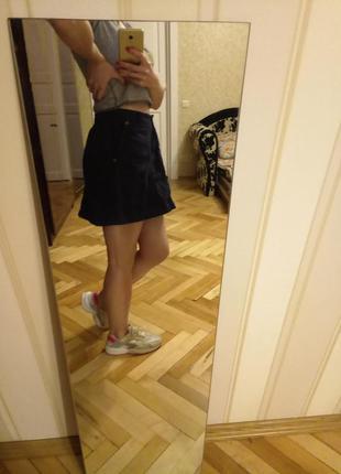 Стильная юбка на талию