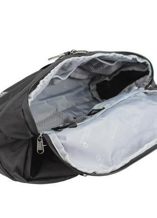 Поясная сумка с карманами органайзер jack wolfskin wallaby