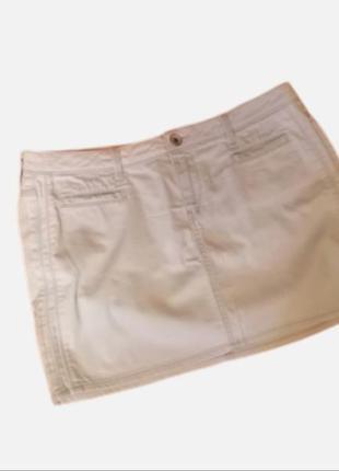 Лёгкая летняя юбка хлопок