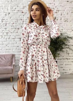 Платье жасмин, на запах, хит продаж!!!