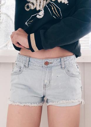 Шорты джинсовые распродажа