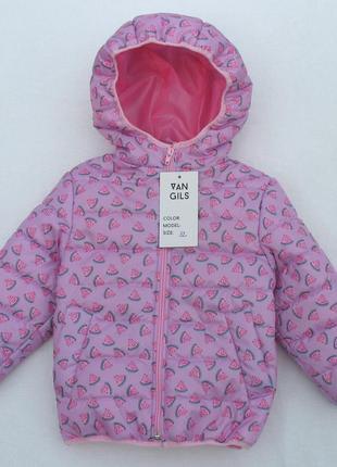 Супер модная  курточка для маленьких модниц.самый популярный принт 2020 г
