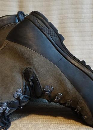 Мощные кожаные трекинговые ботинки aku gore-tex италия 44 р. ( 27,5 см.)