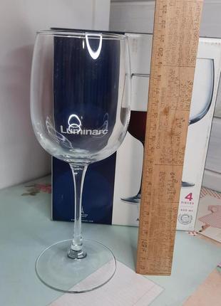 Набор бокалов для вина luminarс