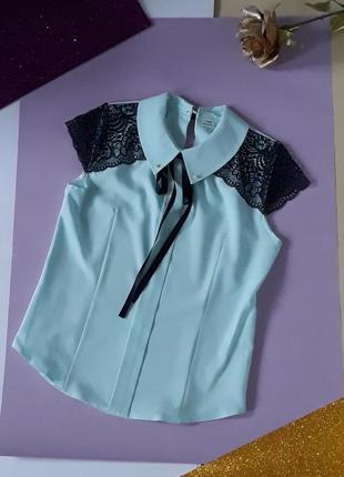Шкільна блуза для дівчаток!!