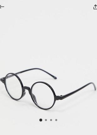 Круглые очки/оправа