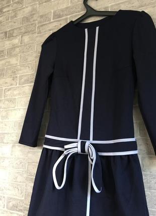 Платье новое с бантом