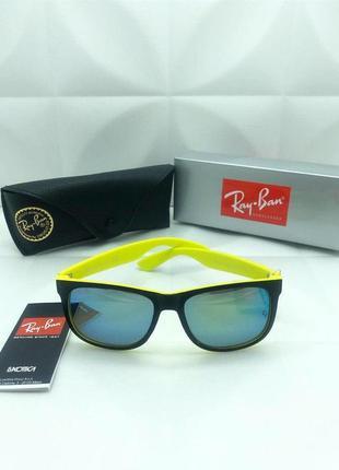 Солнцезащитные очки в стиле ray ban wayfarer ⚠️
