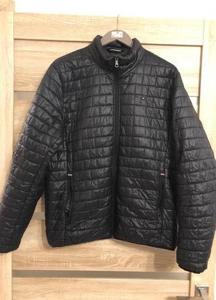 Tommy hilfiger мужская куртка оригинал