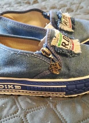 Ботинки - ботиночки - кеды - кроссовки - джинс