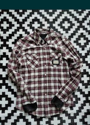 Рубашка philipp plein (pp)