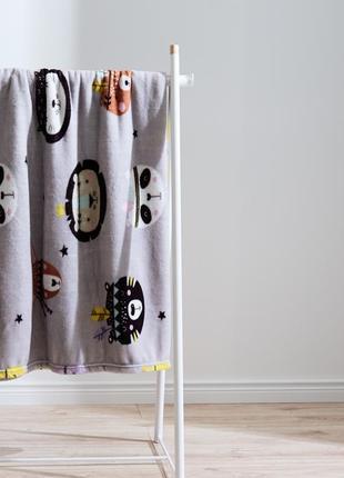 Плед одеяло 130 см / 160 см