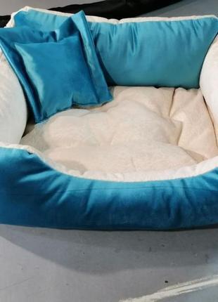 Лежанка для кота,собаки, постель для животного,спальное место