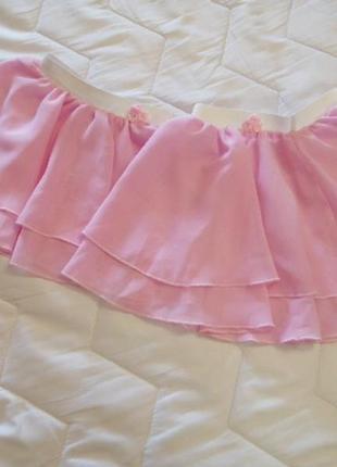 2 юбочки для балета и 2 купальника