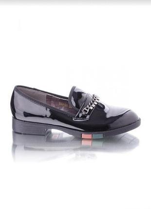 Лаковые туфли!