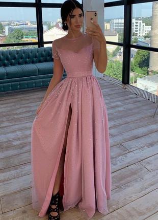 Бальное платье на выпускной