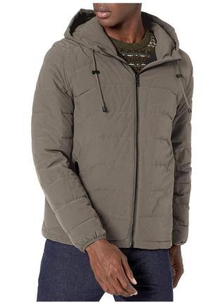 Мужской пуховик куртка marc new york by andrew marc 60% натуральный пух