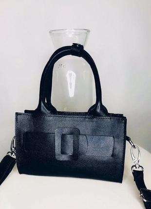 Сумка|кожаная сумка|черная сумка
