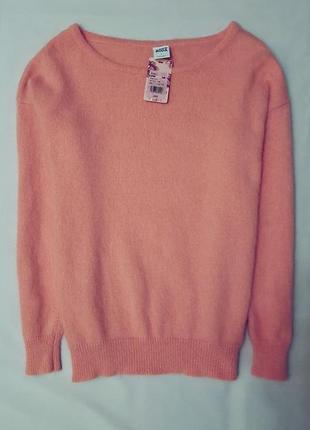 Vero moda ангоровый джемпер кофта свитер ангора l