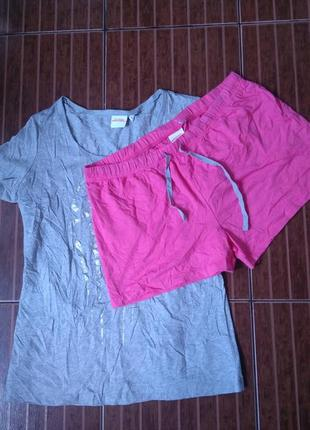 Классная пижама, комплект для дома marvel р.евро l 46-48 (наш 50-52)