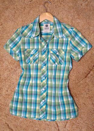 Рубашка фирмы levis