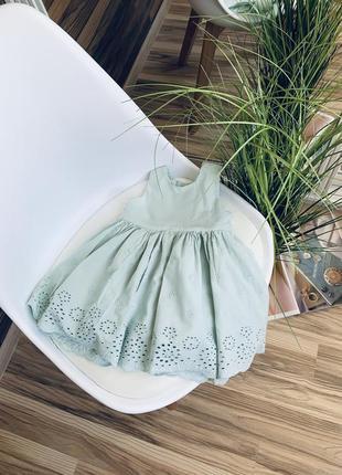 Платье из прошвы!