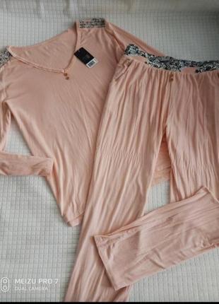Красивая нежная пижама от немецкого бренда esmara, л рр