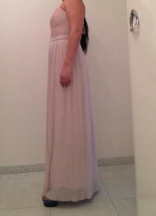 Вечернее (выпускное платье)