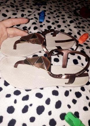 Суперские босоножки, сандали, ipanema.
