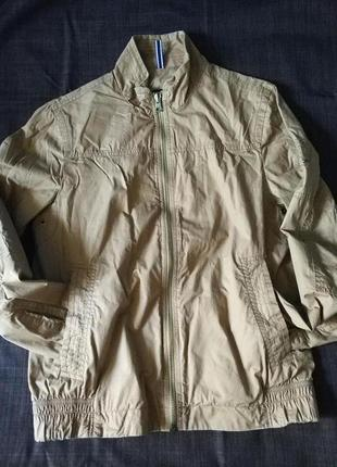 Продам мужскую куртку tommy hilfiger