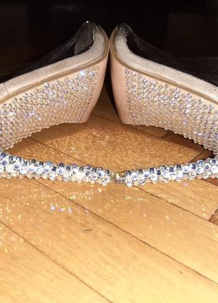 Туфли для фитнес-бикини