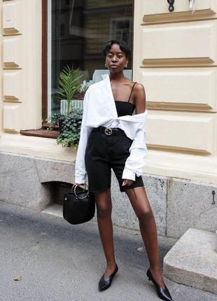 Черные бриджи джинсовые 🎀🎀🎀 💯 гривен