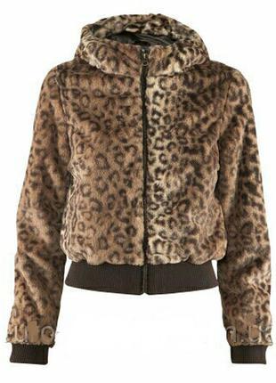 Куртка-шубка h&m