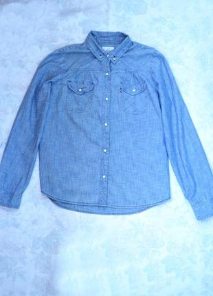 Стильная рубашка levis