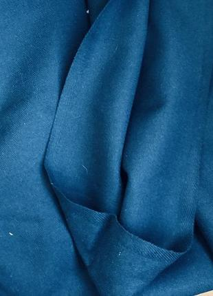 Відріз шерстяної тканини