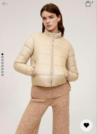 Курточка mango