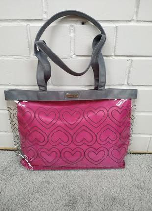 Пляжная сумка 2 в 1 от mary kay